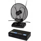 Digi TV a satelitní technika