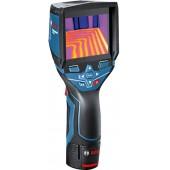 Termokamery a termodetektory