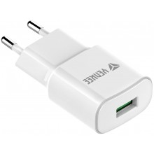 YENKEE YAC 2023WH USB Nabíječka QC3.0 30016820