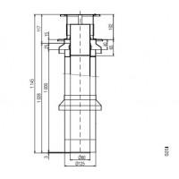 PROTHERM sestava komínová průměr 80/125, (S25I) 0020064554