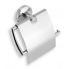 NOVASERVIS METALIA 11 závěs toaletního papíru s krytem chrom 0138,0