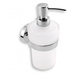 NOVASERVIS METALIA 11 dávkovač mýdla 0,25l sklo/chrom 0155,0