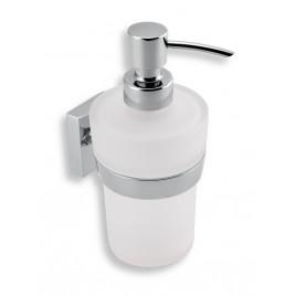 NOVASERVIS METALIA 12 dávkovač mýdla 0,25l sklo/chrom 0255,0