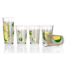 BANQUET LEMON Sada sklenic 230 ml, 6 ks, 04240100