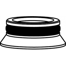HEIMEIER vyrovnávací kus (prstenec) Vekolux 0532-02.324
