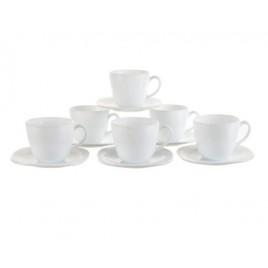 VETRO-PLUS Parma sada na kávu 6dílná 220ml 05498950