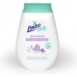 LINTEO BABY Dětské tělové mléko 250 ml