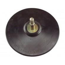 EXTOL CRAFT nosič brusných výseků do vrtačky - suchý zip 125mm 108400