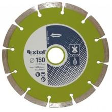 EXTOL CRAFT kotouč diamantový řezný 230 × 22,2 mm SEGMENTOVÝ 108615