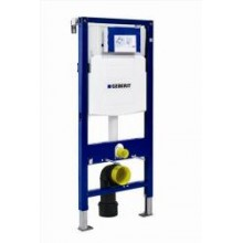 Geberit Duofix montážní prvek pro závěsné WC, 112 cm, se splachovací nádržkou pod omítku Sigma 12 cm 111.300.00.5