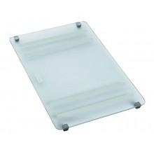 Franke Posuvná přípravná deska pro dřezy KSG, MRG 620, MTG, bezpečnostní sklo 112.0017.900