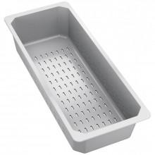 Franke FXG Odkapová miska, šedý plast 112.0512.280