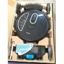 VÝPRODEJ SENCOR SRV 8250BK robotický vysavač 41010141 POUŽITÉ, PO SERVISE, FUNKČNÍ!!!