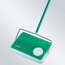 LEIFHEIT REGULUS Mechanický zametač na koberce, zelený 11700