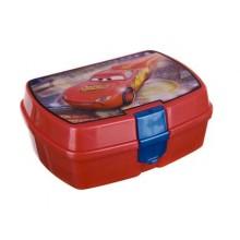 BANQUET 2D svačinový box, Cars 1211CA34375