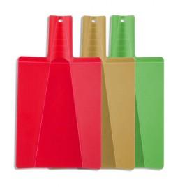 BANQUET Skládací plastové krájecí prkénko Culinaria Plastia Colore 12HDA040CPC