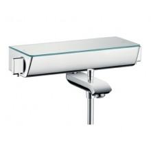 Hansgrohe Ecostat Select Nástěnná vanová termostat. baterie bílá/chrom 13141400