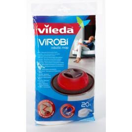 VILEDA ViRobi náhrada na robotický mop 20 ks