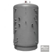 REGULUS Akumulační nádrž se zásobníkem TV 1700/200, dělící plech DUO 1700/200 P