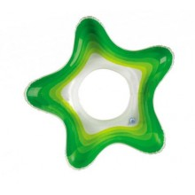 INTEX Nafukovací kruh Starfish, zelený 58235NP