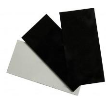 GÜDE Skla 108 x 50 mm s ochranným filtrem, 3-dílná sada 16936