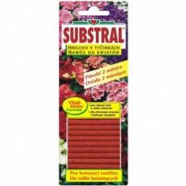 SUBSTRAL Tyčinky - hnojivo pro kvetoucí rostliny 30ks 1715101