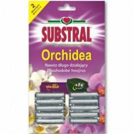 SUBSTRAL Tyčinky - hnojivo pro orchideje 10ks 1716102
