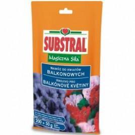 SUBSTRAL Hnojivo pro balkónové rostliny 250g 1732101