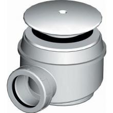 Jika sifon pro keramické sprchové vaničky 60/40mm nerez krytka 2.9498.1.000.000.1