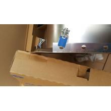 VÝPRODEJ BLANCO Lantos 45 S-IF dřez nerezový s excentrem, včetně sifonu, nerez kartáčovaný RR519059 ohlý roh