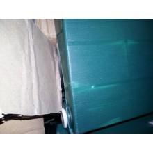 VÝPRODEJ FIELDMANN FDD 1001G Designový plastový zahradní box 50001839, PRASKLÉ VÍKO