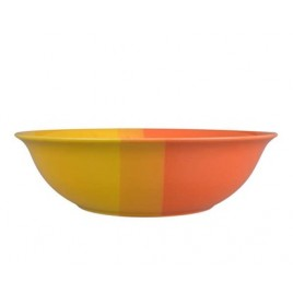 BANQEUT Mísa oranžovo/žlutá 24,5cm 202140OYS