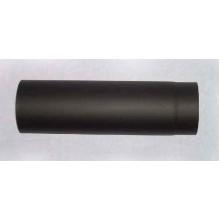 Trubka kouřovodu 150mm/500mm (1,5) černá