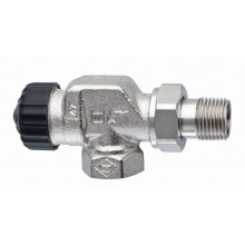 "HEIMEIER radiátorový ventil Standard DN 15- 1/2"" axiální 2225-02.000"