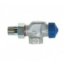 "HEIMEIER radiátorový ventil samotížný DN 15-1/2"" axiální 2245-02.000"