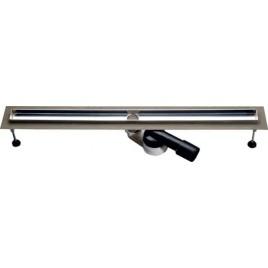 Odtokový žlábek NOK SLOT 2344P-110 délka 110 cm SAPHO VÝPRODEJ