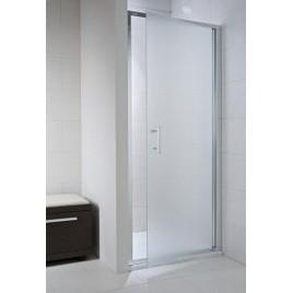 Jika CUBITO PURE sprchové dveře 800x1950 jednokřídlé transparentní sklo H2542410026681