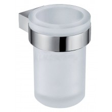 Jika PURE Držák se skleněným pohárkem, chrom H3823B10040001