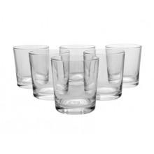 VETRO-PLUS Alanya sklenice na whisky, 250ml, 6ks, 3352436