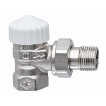 """HEIMEIER radiátorový ventil V-exact II DN 20-3/4"""" rohový 3711-03.000"""