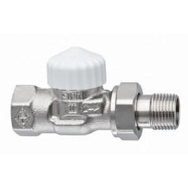 "HEIMEIER termostatický ventil V-exact II nikl 1/2"" přímý 3712-02.000"