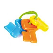 BUMBLEBEE Chrastítko / kousátko klíčky 38FUN5092