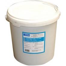 GÜDE pískovací materiál, 15kg, zrno 0,2-1,4mm 40010
