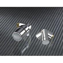 P.M.H, Danfoss RA-URX Ventil montáž vpravo - chrom 013G4003