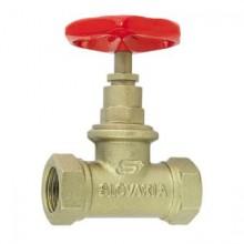 """SLOVARM uzavírací ventil přímý (šoupě) 1"""" 411090"""