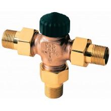 """HEIMEIER Třícestný přepínací ventil 1"""" (DN 25) plošně těsnící 4160-04.000"""