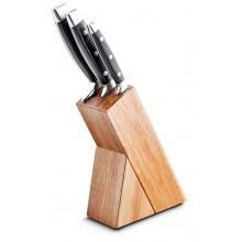 LAMART LT2057 set 3 nožů v bloku DAMAS 42001832