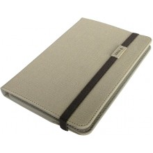 YENKEE YBT 0715GY Pouzdro a stojan na tablet PROVENCE 7´ šedé 45010812