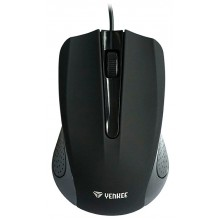 YENKEE YMS 1015BK Myš USB Suva černá 45010820