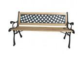 HAPPY GREEN Zahradní lavička Classic, 504030